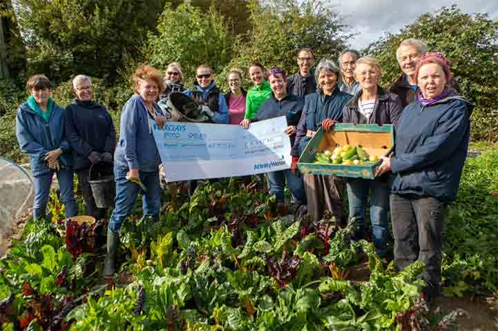 FoodSmiles StAlbans receives £1,735 funding
